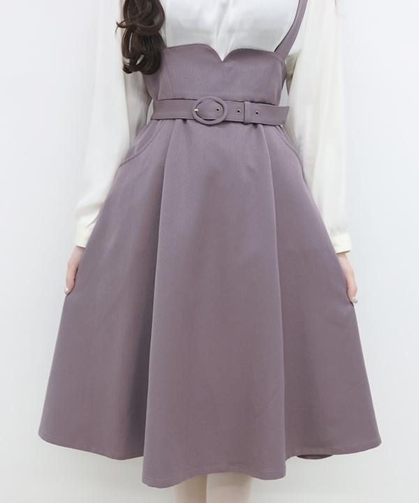 dark purple / 162cm